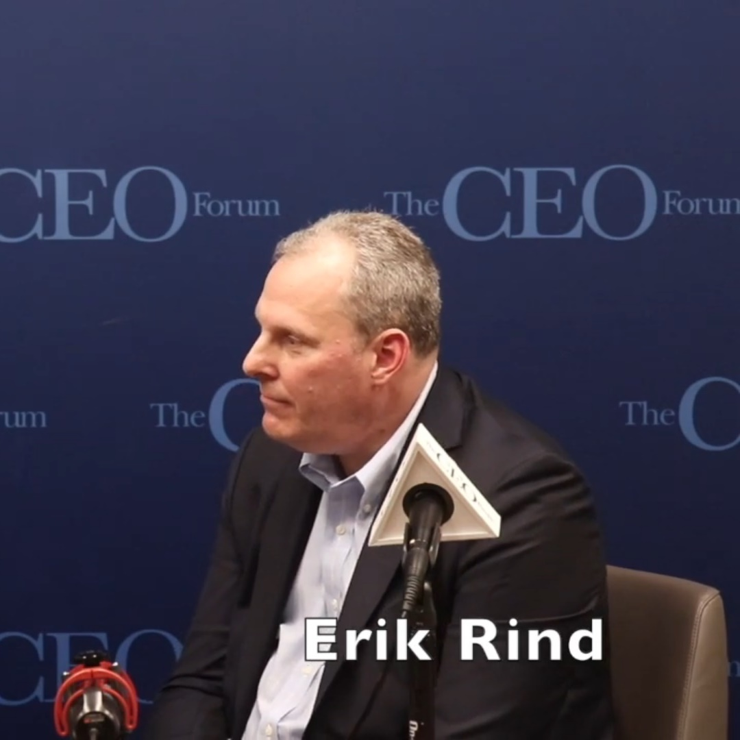 Watch our video interview with The CEO Forum Group